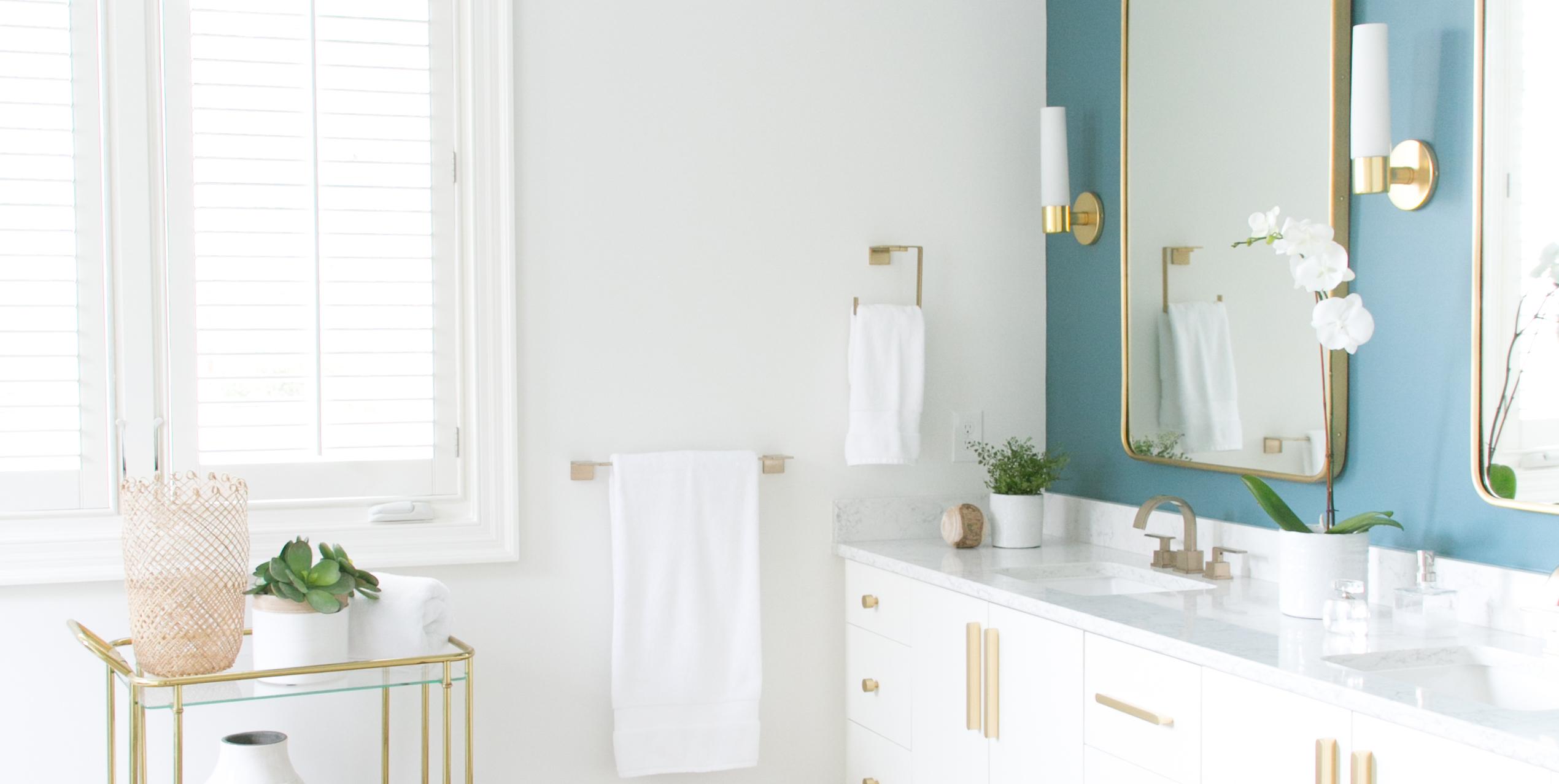 Sims Vine Bathroom