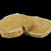 Large Round Teak Slices