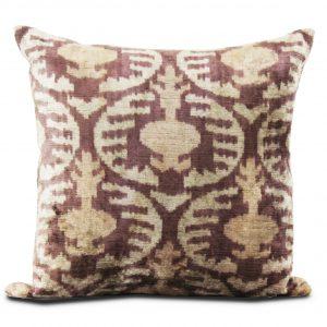 Purple Arrow Pillow w/ Insert