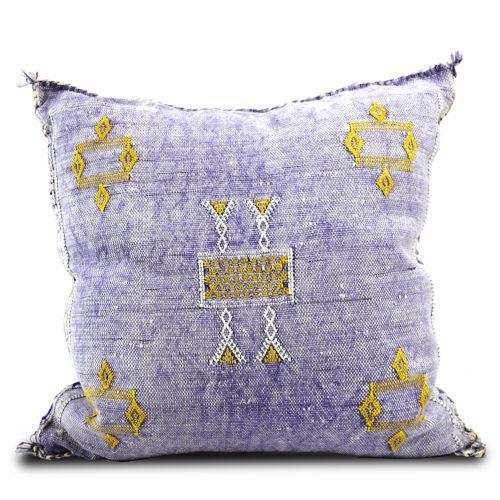Purple Sabra Pillow
