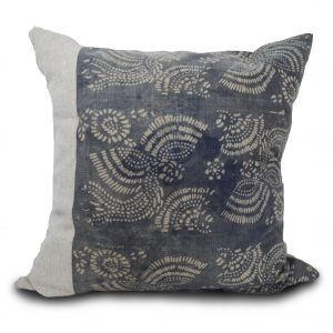 Monk Cloth Pillow W/ Insert