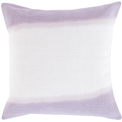Lavender Double Dip Pillow 20""
