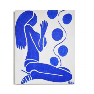Femme II by Billy Cone