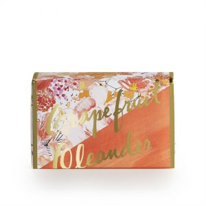 Grapefruit Olander Bar Soap