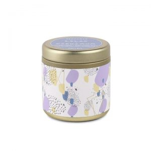 Lilac + Cardamom Mini Tin Candle