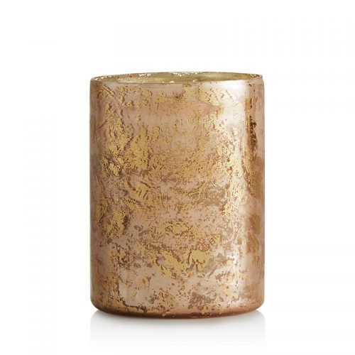 Coconut Milk Mango Emory Glass Candle