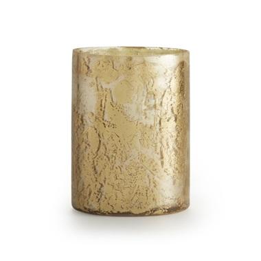 Golden Honeysuckle Emory Glass Candle