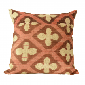 Blush Clover Pillow