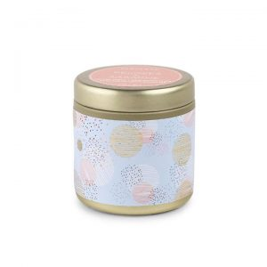 Peonies + Jasmine Mini Tin Candle