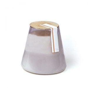 Ultraviolet Lavender Candle