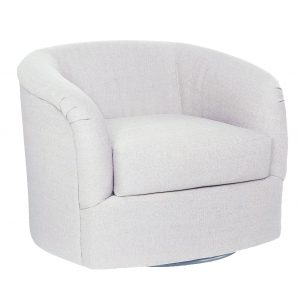 Jenna Swivel Chair - Made to Order