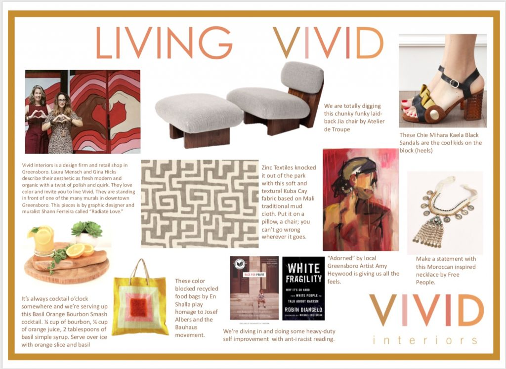 Living Vivid Sunday Seven