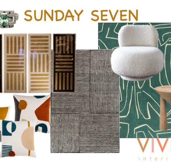 Sunday Seven